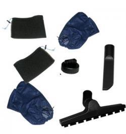 bassinstøvsuger udstyr